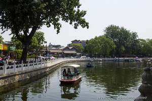 福州一日游  福州三坊七巷、西湖、马尾船政文化一日游