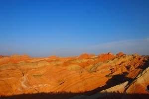 太原到青海湖、塔尔寺、张掖丹霞、嘉峪关、敦煌莫高窟三卧九日游