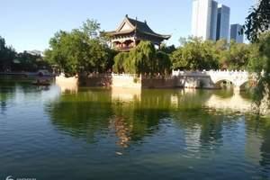 旅游专列-西安、宁夏、内蒙古、新疆吐鲁番、敦煌、张掖11日游