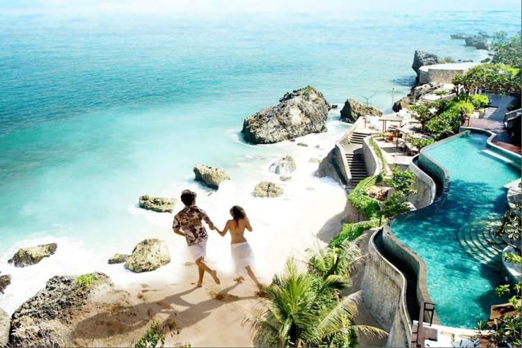海口到巴厘岛海岛休闲