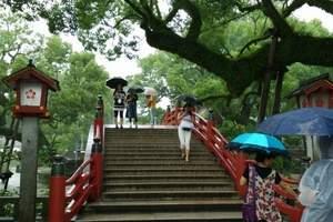 【质正纯品】日本九州一地5 天(连住升级2 晚希尔顿)北青