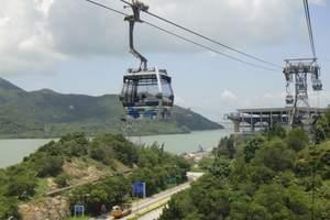 深圳到香港澳门五天游|港澳自由行观光加昂坪360