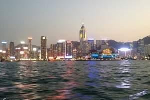 太原到香港\澳门旅游:玩美纯玩—亲子香港一地双飞四日游
