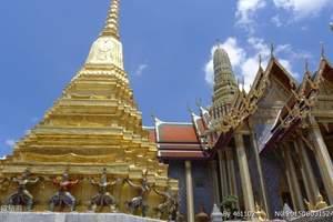 舌尖上的泰国  泰国曼谷芭堤雅美食游6天5晚跟团游