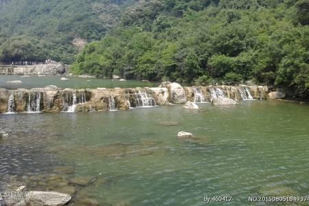 【郑州出发】云台山2日游|郑州到云台山旅游