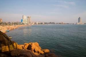 北京到山东日照旅游、乐趣无穷刘家湾赶海园、双卧四日游