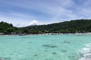 旅游厦门泉州石狮晋江到泰国甲米岛普吉岛休闲五日游  G