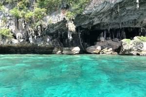 泰享受普吉岛5晚6日 全程国际五星酒店 蓝钻珊瑚岛 北青旅