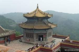 郑州到北京避暑山庄、塞罕坝、金莲川草原双卧5日游-草原牧歌