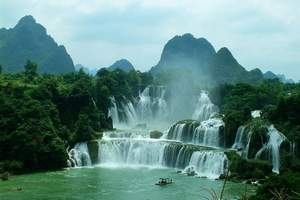 暑期桂林双飞5日游