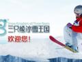 三只熊滑雪场门票,长沙三只熊滑雪场价格,三只熊滑雪场价格一日