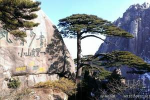 G3线:仙境黄山+夜宿水墨宏村高铁纯玩