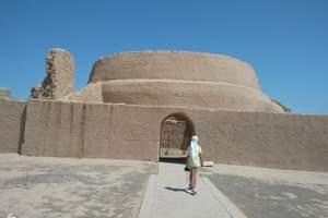 西安到新疆专列12日游|敦煌、乌鲁木齐、天上天池旅游攻略