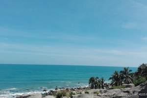 郑州到海南三亚一地双飞5日游|风情小月湾
