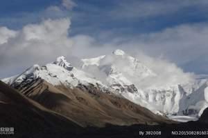 西藏、珠峰自驾游15日游【珠穆朗玛峰自驾游线路】