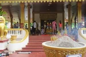 兰州-柬埔寨直飞双城游8天7晚