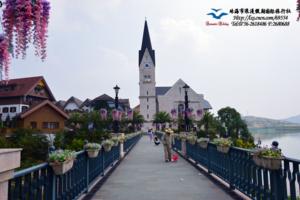 清明惠州旅游珠海到惠州巽寮湾奥地利小镇纯玩二天