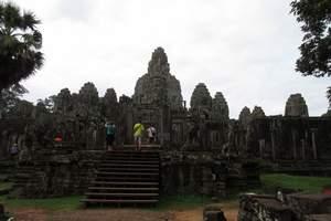 合肥到柬埔寨旅游 柬埔寨吴哥双飞六日游