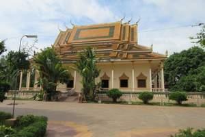海口到柬埔寨吴哥+金边双飞六日游 吴哥窟探秘休闲之旅