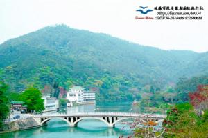 凤凰峡漂流开平碉楼、香江温泉两天 0756-2618486