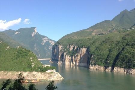 重庆-宜昌长江三峡涉外五星游轮游船4天3晚跟团游 三峡旅游船