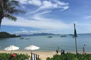 【去泰国沙美岛旅游多少钱】曼谷芭提雅沙美岛住宿 直飞六日游