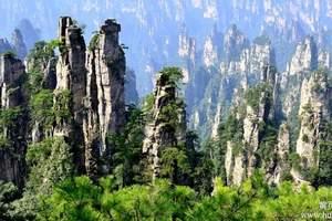 扬州到张家界、天门山、玻璃栈道、大峡谷玻璃桥纯玩双飞5日游