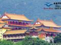 珠海艺术会议酒店一天+澳门环岛游、圆明新园专线游