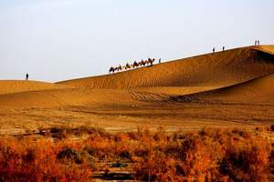 北京到乌鲁木齐喀纳斯克拉玛依魔鬼城吐鲁番天池双卧10日