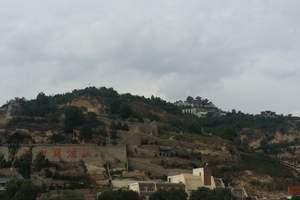 红色旅游 延安黄帝陵、轩辕庙、黄河壶口瀑布、延安二日游