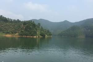 杭州千岛湖疗休养五日游<下姜村+森林氧吧+石林+芹川古村>