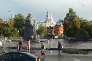 合肥到俄罗斯双首都小镇 9日游