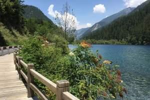 郑州去成都、九寨、黄龙、熊猫乐园、灌县古城双飞6日全陪游