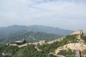 北京四日游 升旗、故宫、圆明园、八达岭、香山、颐和园