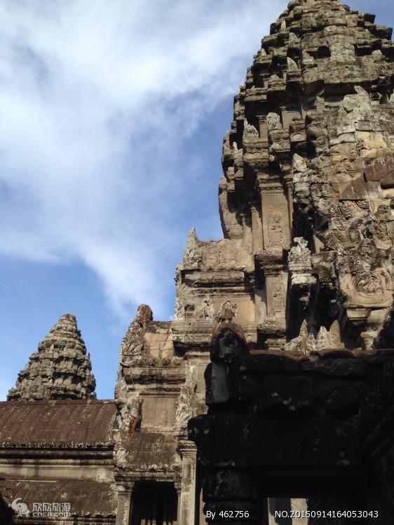柬埔寨探秘直飞6日(吴进金出)西安包机直飞