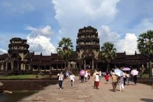 西安到柬埔寨旅游|西安直航金边/吴哥窟三飞6天