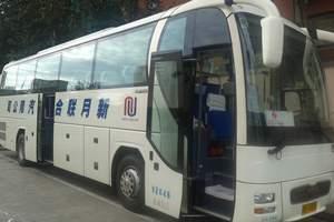 东莞旅游大巴车出租1/2/3天用车