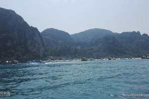 泰国普吉岛5晚7天 神木蜜月岛+珊瑚岛+环岛游+浮潜+海钓