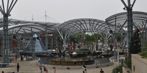 新加坡梦之湖