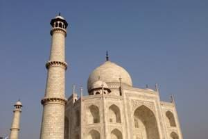 上海去印度_克久拉霍_占西_阿格拉12日参团费用_印度旅游