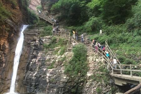林州太行大峡谷二日游 郑州报团去太行大峡谷旅游团费用