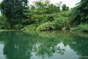 天津到桂林大漓江旅游报价、阳朔、古东瀑布、东盟园单飞六日游