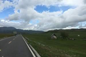 新疆北疆,喀纳斯湖自驾游8日游