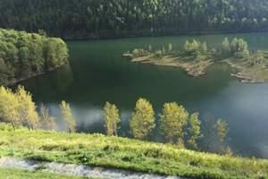济南去新疆旅游线路-尊享喀纳斯-可可托海/五彩滩-双飞8天
