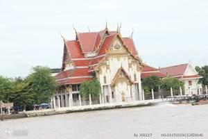 济南去泰国旅游【金牌璀璨】曼芭莎双飞5晚6日-纯玩一站购物