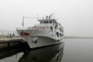 【黄金号游轮】贵阳到重庆 三峡涉外超5双卧6日|三峡旅游线路