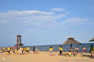 南北戴河 沙雕海洋乐园 帆船/豪华游轮 2日游