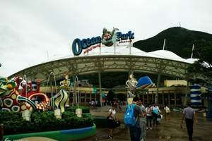 惠州到香港美食观光+海洋公园半自助两天游(纯玩)