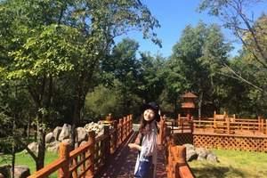 伊春6日游:住林间温泉别墅,食山珍美食 畅游林海