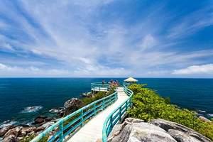 【心跳零距离】三亚、西岛、蜈支洲岛 一价全含 双飞5日游